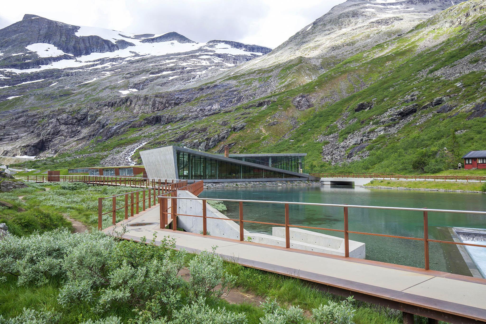 Cesta Trollů, Norsko