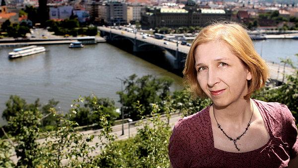 Lucie Lomová se prosadila i ve Francii. Na tamním trhu s komiksy panuje tvrdá konkurence
