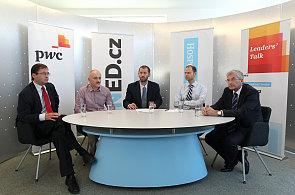 Debata ekonomů o krizi eurozóny