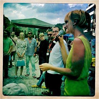 Tři dny Marka Daniela na festivalu v Karlových Varech