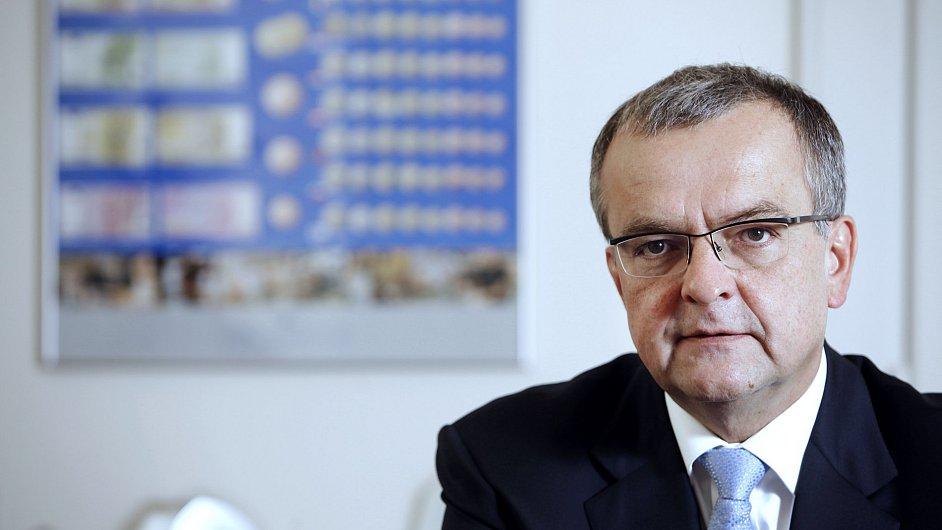 Exministr financí Miroslav Kalousek (TOP 09)
