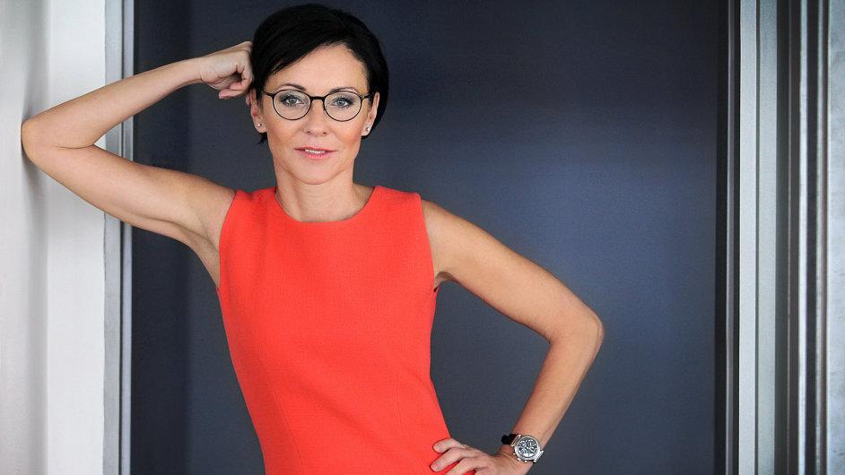 Libuše Šmuclerová, první dáma TOP 25 českého byznysu 2012