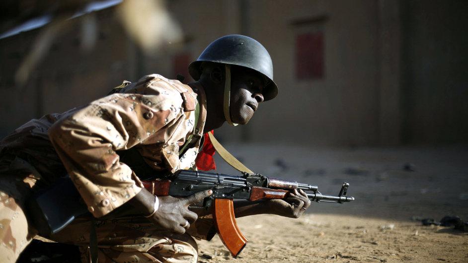 Touha vyvolat válku se přesunula z Evropy do Afriky a na Blízký Východ.