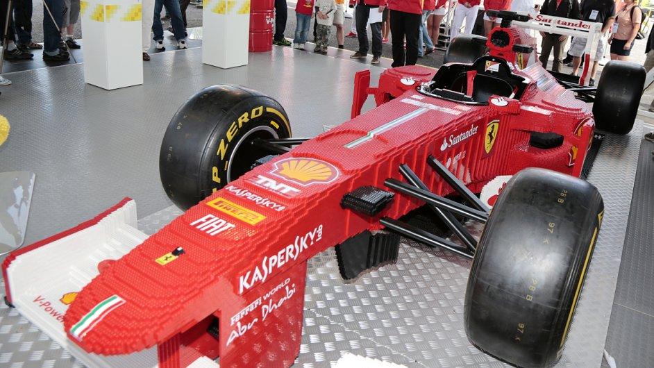 Formule 1 z lega
