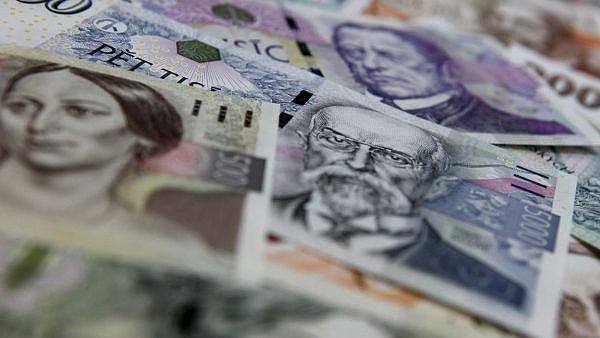 Peníze – ilustrační foto.