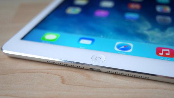 Apple iPad Air: Leh��, men�� a v�konn�j�� iPad