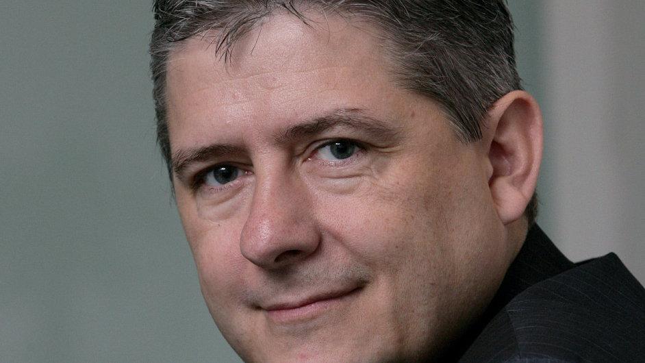 Generální ředitel Oracle Czech Josef Švenda.