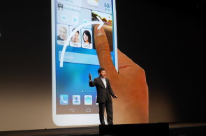 CES 2014: Huawei ukázal obří telefon Ascend Mate 2 4G, boduje rychlostí a výdrží baterie
