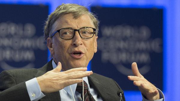 Bill Gates se stahuje z veden� Microsoftu, firma u� na�la nejsp� nov�ho ��fa.