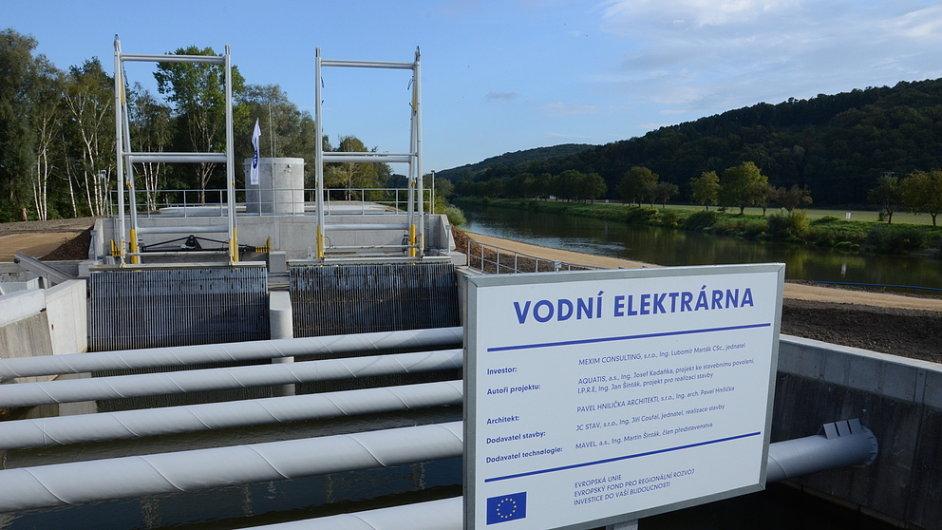 V kategorii obnovitelných zdrojů získala první místo hydroelektrárna Bělov na řece Moravě.