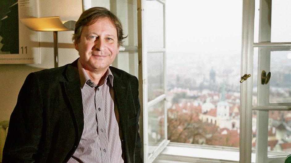Vysokoškolský pedagog a publicista Zdeněk Lukeš