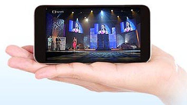 Operátoři soupeří i ve sféře mobilních televizí