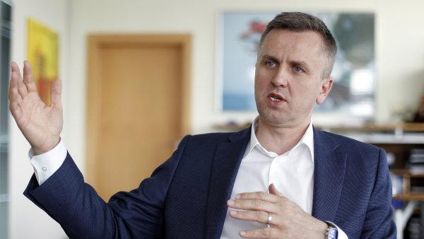 Milan Vašina - generální ředitel, T-Mobile ČR