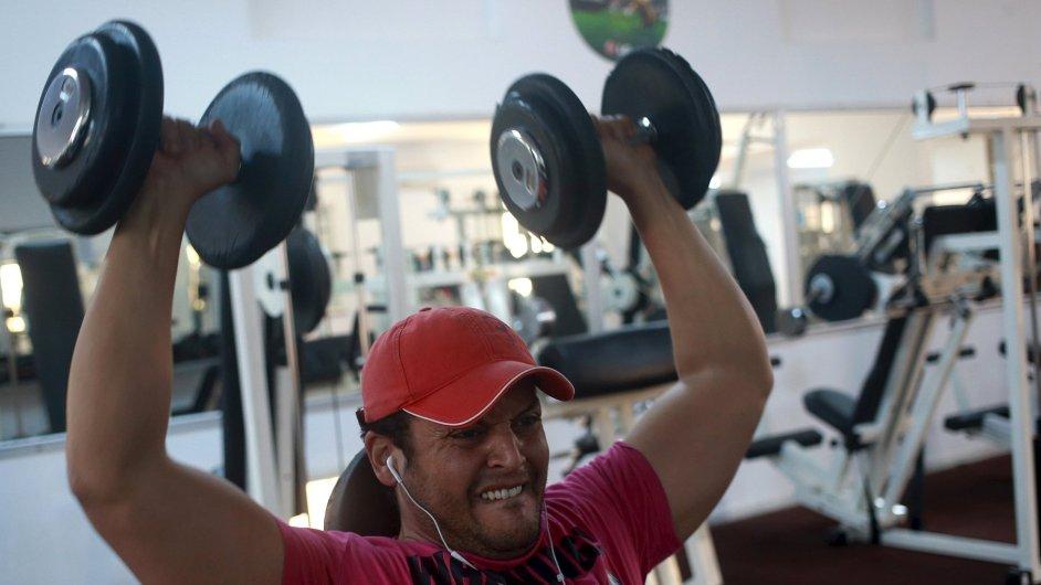 Pouze fyzický pohyb redukci váhy nezajistí. (ilustrační foto)