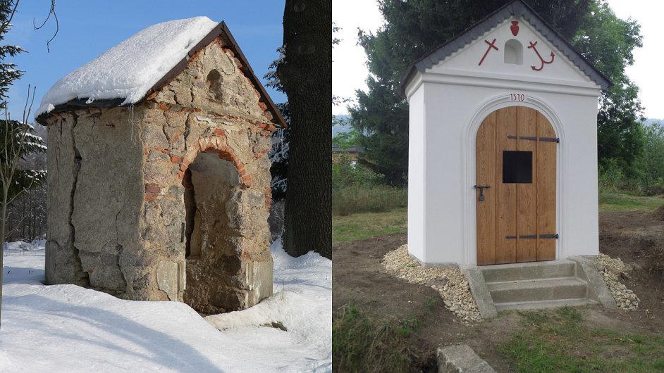 Záchrana kaple v Proseči nad Nisou