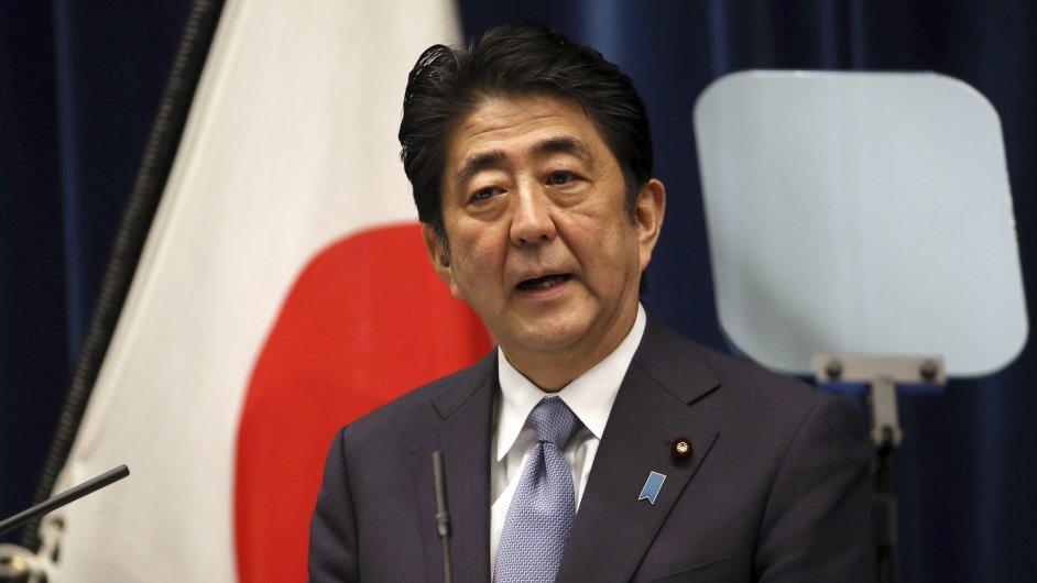 Japonsko, premiér, Šinzó Abe