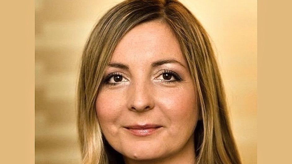 Marta Krejcarová, ředitelka komunikace České spořitelny