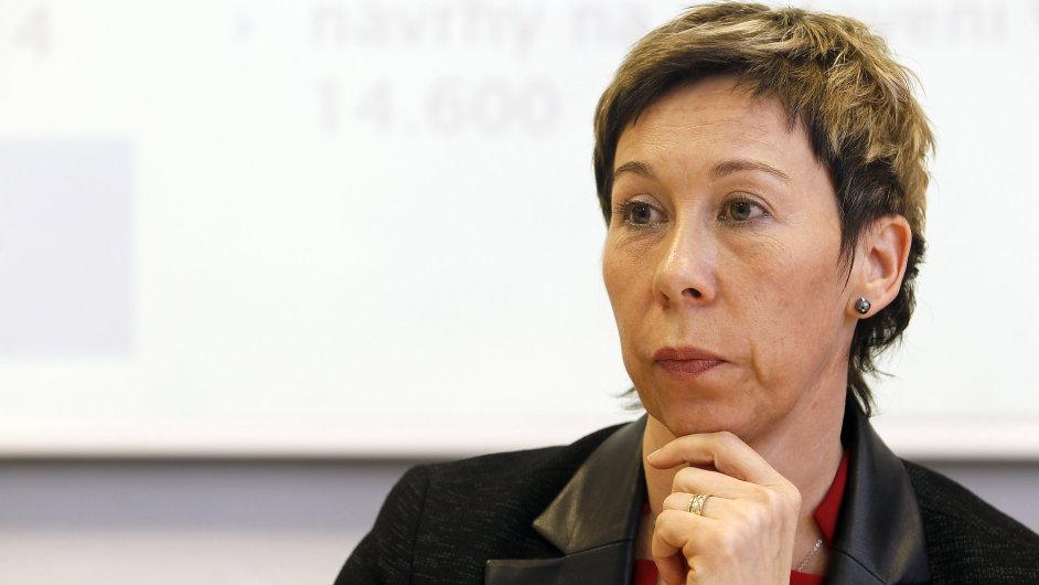 Pavla Fučíková, prezidentka Exekutorské komory ČR
