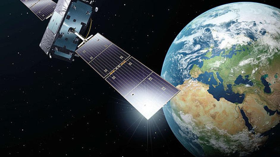 Česko chce mít vedle agentury, která se stará o využívání systému Galileo, i jeho logistické centrum