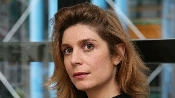 Christine Macelov� pracuje v pa��sk�m Centre Pompidou od roku 2000.