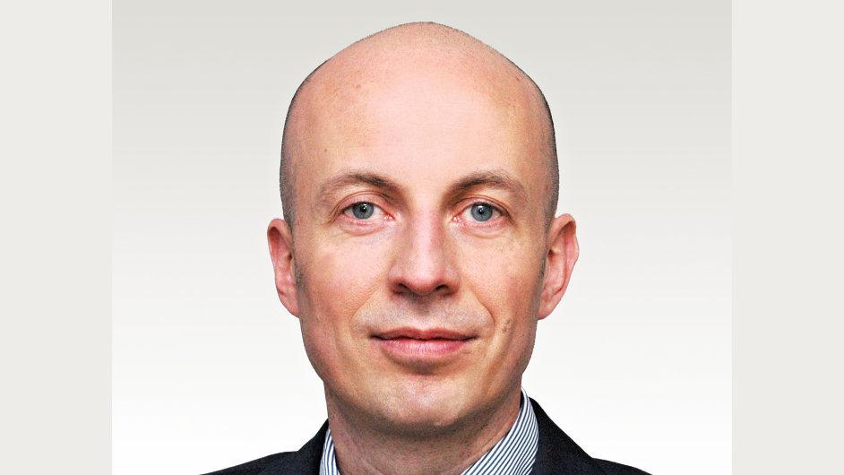 Štěpán Tůma, marketingový ředitel Sodexo Benefity
