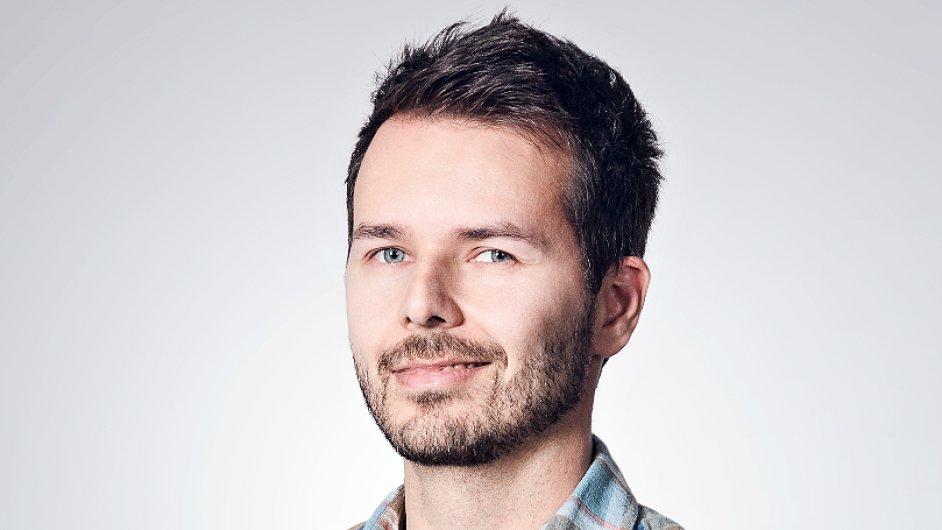 Jiří Tvrdek, Head of Design komunikační agentury Nydrle