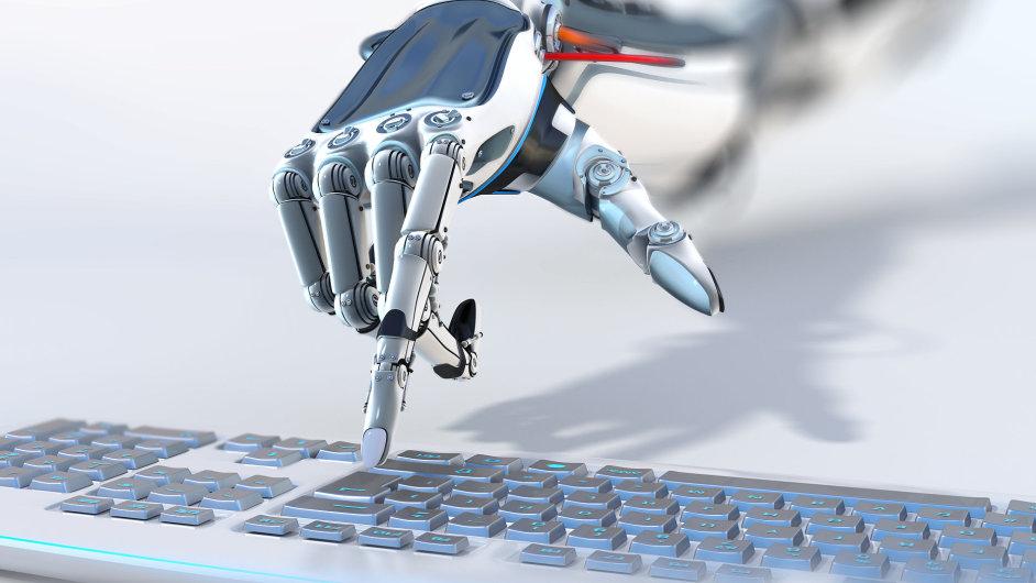 V páté průmyslové revoluci za nás převezmou rozhodování stroje, zaznělo na půdě sněmovny od experta na robotiku Vladimíra Maříka.