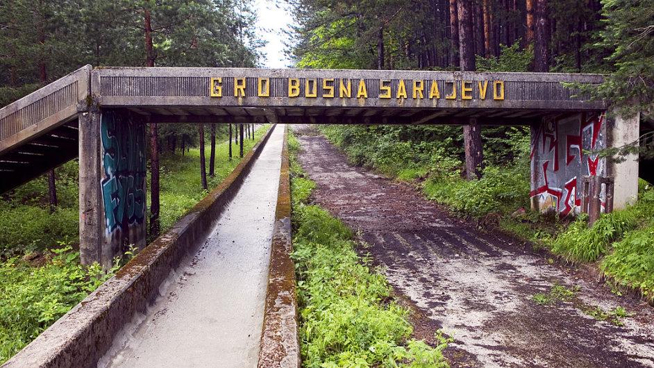 V Sarajevu se konala zimní olympiáda v roce 1984.