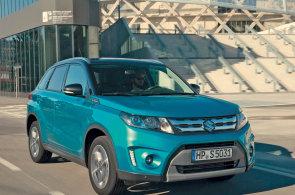 Suzuki Vitara s naftovým motorem nikam nespěchá a šetří