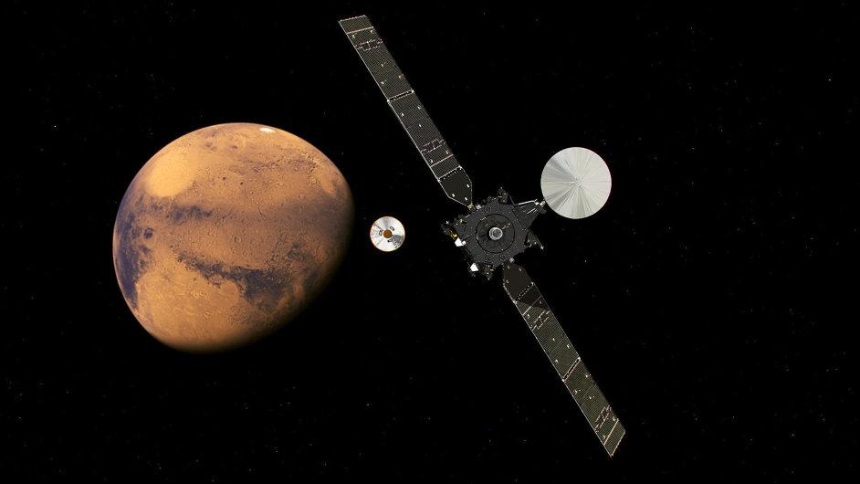 EVROPA RUSKO VESMIR MARS 239