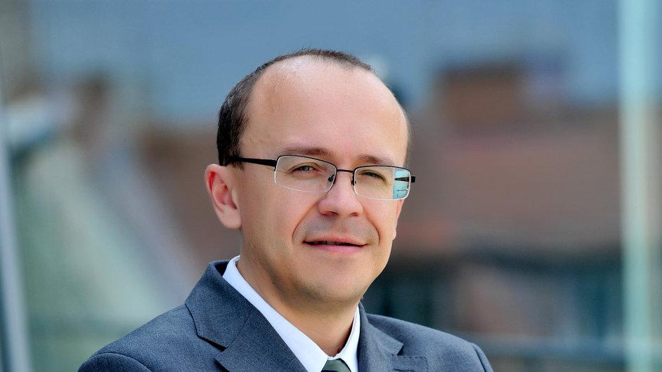 Radomír Jáč, hlavní ekonom Generali Investments CEE.