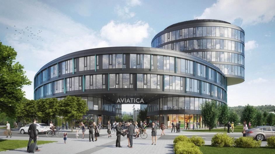 Stavba se svou rozlohou zařadí mezi velká administrativní centra Prahy. Objemem kanceláří bude srovnatelná například skancelářskou budovou Aviatica.