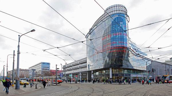 Skupina CPI kupuje i kancelářské a obchodní centrum Zlatý Anděl.