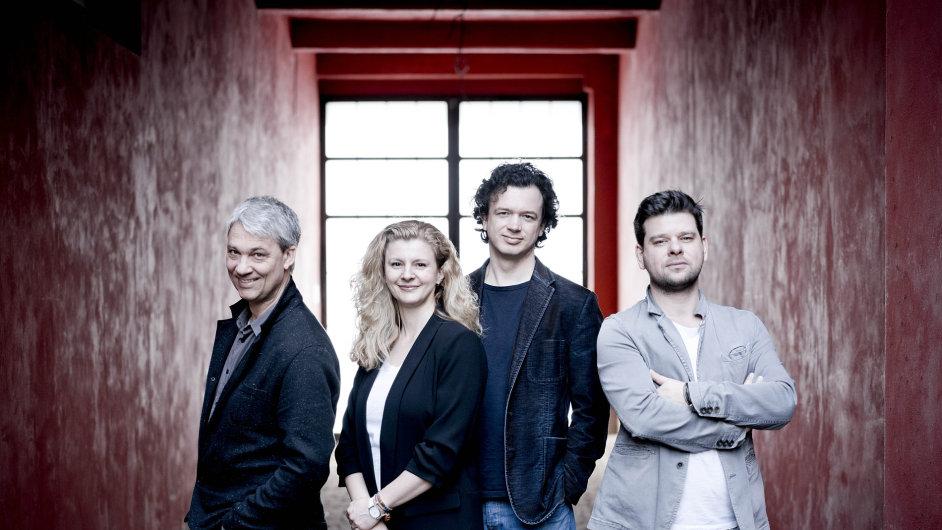 Nové album Pavel Haas Quartetu vyjde na podzim 2017.