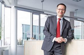 Generální ředitel Uniqa pojišťovny Martin Žáček žije čísly. Díky chytrým hodinkám analyzuje každý pohyb