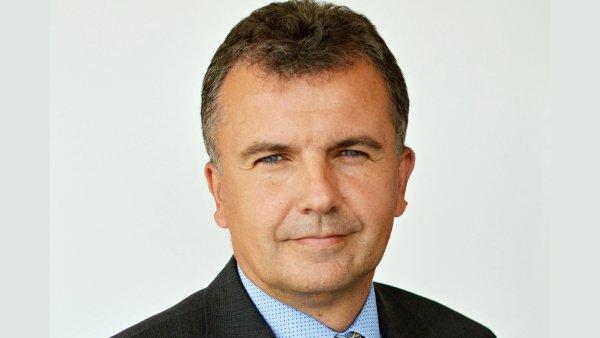 Stanislav Obešlo, ředitel interní prodejní sítě finanční skupiny Wüstenrot