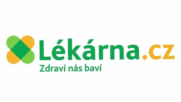 Logo Lékárna.cz od studia Dynamo Design