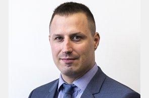 Július Hájek, marketingový ředitel ve společnosti CTP