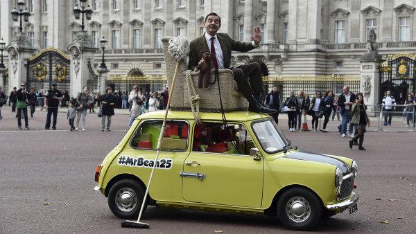 Vozítko Mr. Beana bylo jedním z nenáročných levných aut, která po druhé světové válce motorizovala Evropu.
