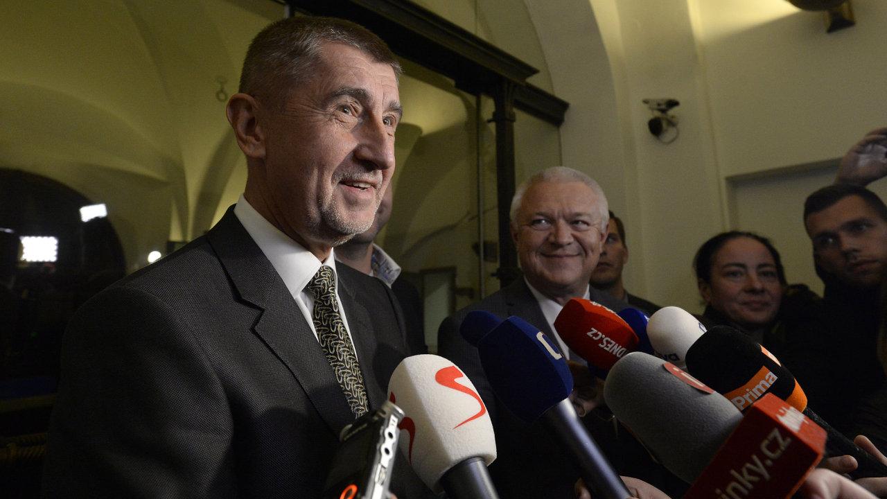 Po úterních jednáních je jasné, že cesta k nové vládě bude zdlouhavá. Mnohé strany lídrovi hnutí ANO Andreji Babišovi říkají NE.