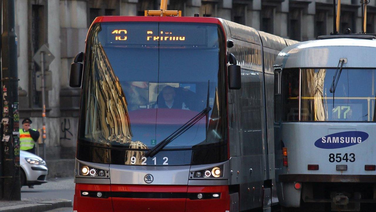 Tramvaj 15T ForCity, ilustrační foto
