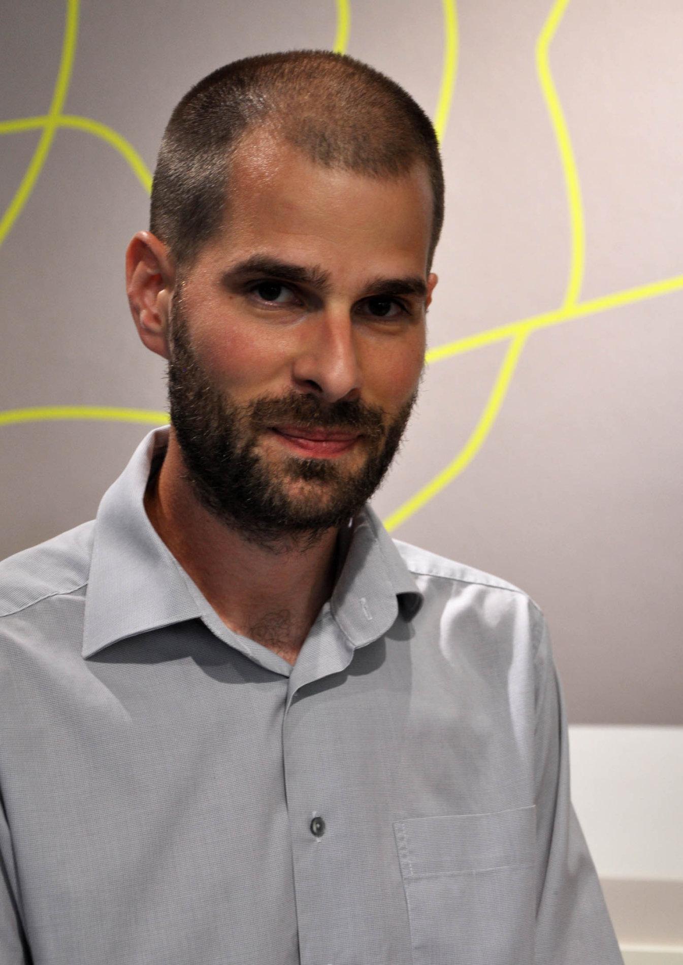 """Jan Baxa, člen pracovní skupiny """"vnitřní prostředí budov"""" v České radě pro šetrné budovy a asset manager ve společnosti CA IMMO"""