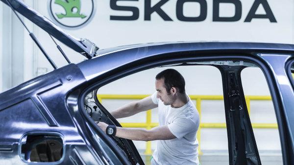 Škoda Auto dodala v listopadu o 3,9 procenta méně aut. Dodávky v Číně se propadly téměř o čtvrtinu, tamní automobilový trh se propadá