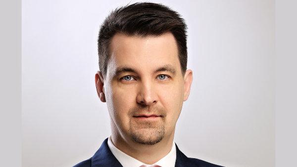 Michal Korol, obchodní ředitel společnosti Dimension Data