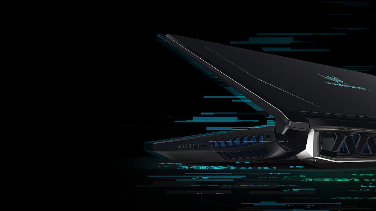 Acer v New Yorku představil nové produkty pro letošní rok, nejvíce bylo herních strojů.