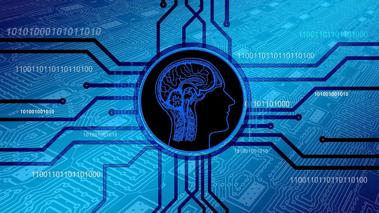 Umělá inteligence bude hnací silou pracoviště budoucnosti, ilustrace