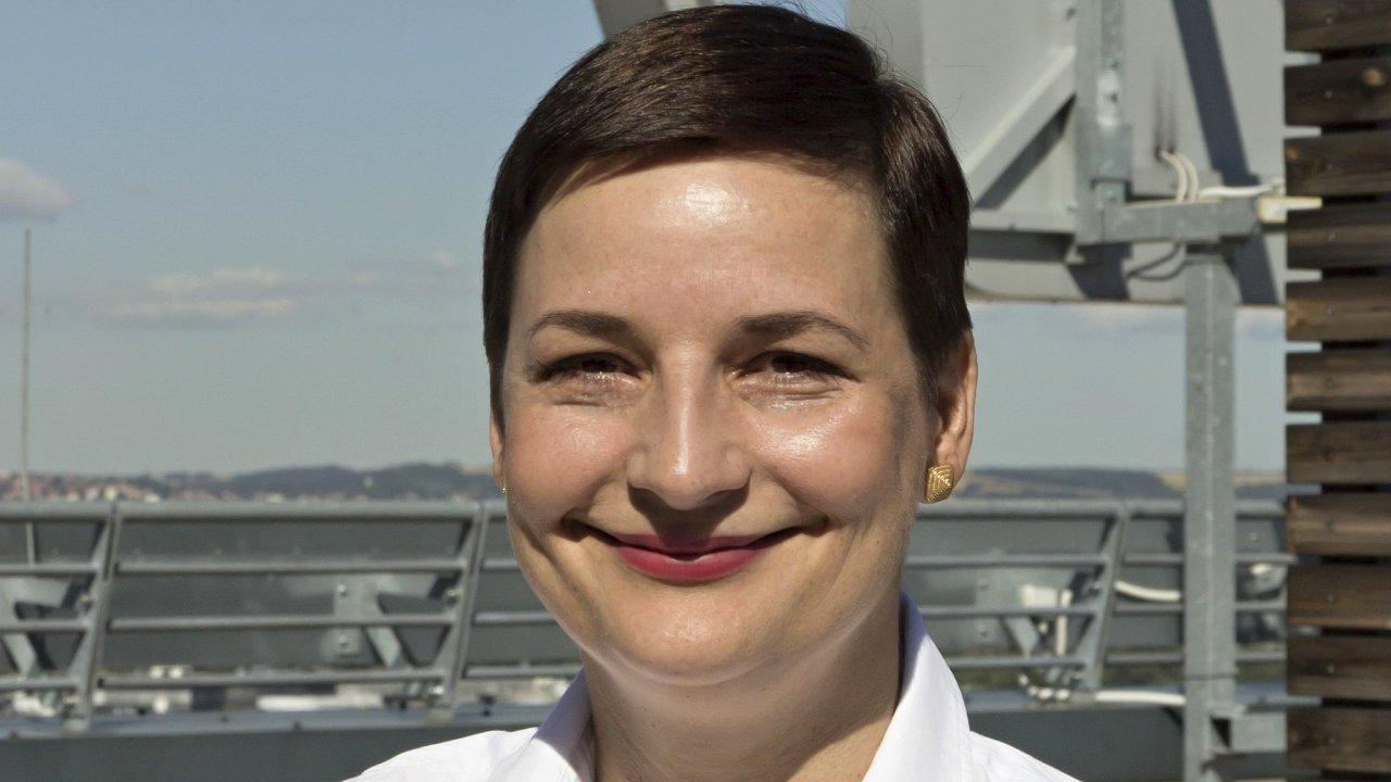 Hedvika Holá, HR ředitelka ING Bank ČR