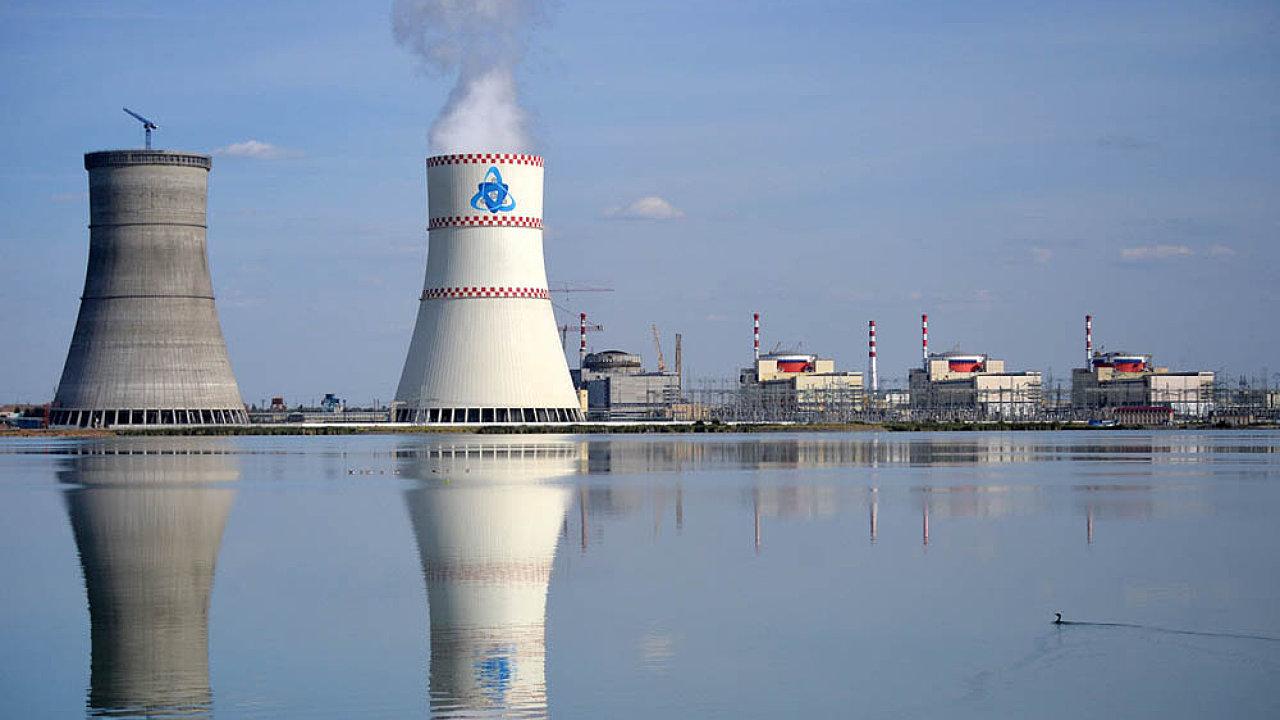 Ruský Rosatom staví většinu jaderných elektráren na světě. Na snímku elektrárna v Rostově.