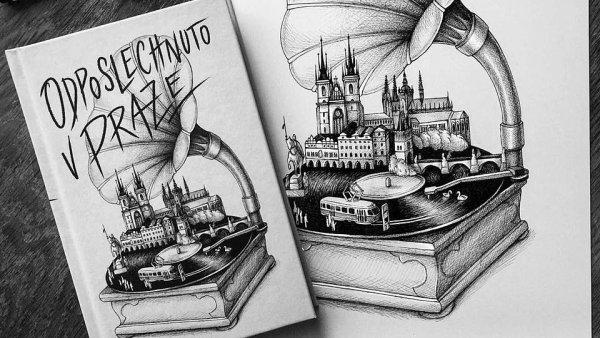 Kniha Odposlechnuto v Praze