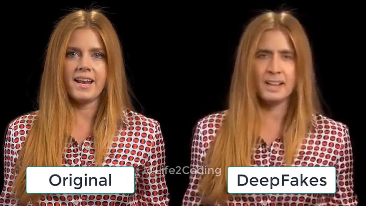 Umělá inteligence dokáže vyměnit tvář. Rozeznáme falešné video od pravého?